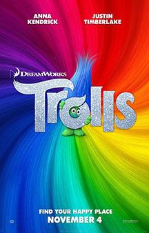 Poster de: Trolls