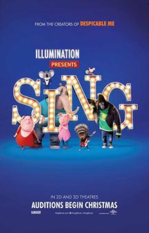 Poster de: Sing