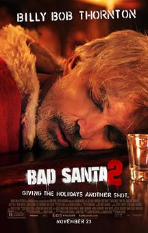 Poster de: Bad Santa 2