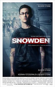 Poster de: Snowden