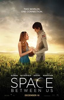Poster de: The Space Between Us