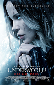 Poster de: Underworld: Blood Wars