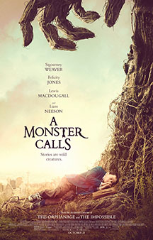 Poster de: A Monster Call