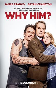 Poster de: Why Him?