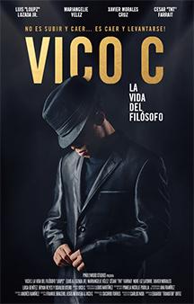 Poster de: Vico C: La Vida del Filósofo