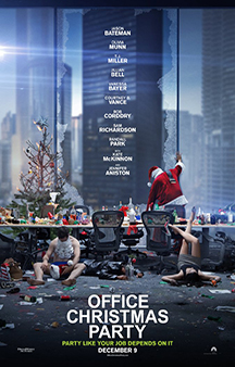 Poster de: Office Christmas Party