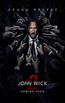 Poster de: John Wick: Chapter 2