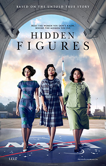 Poster de: Hidden Figures