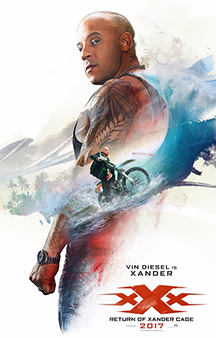 Poster de: XXX: Return of Xander Cage