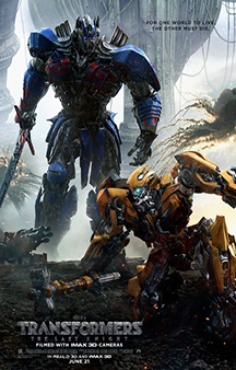 Poster de: Transformers: The Last Knight