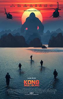 Poster de: Kong: Skull Island
