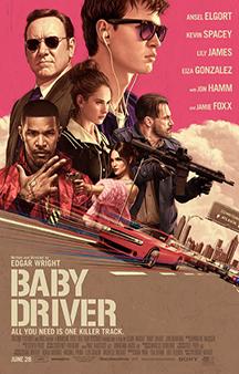 Poster de: Baby Driver