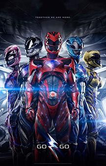 Poster de: Power Rangers