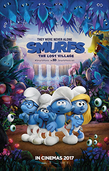 Poster de: Smurfs: The Lost Village