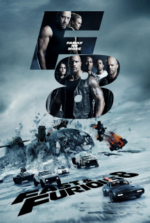 Poster de: The Fate of the Furious