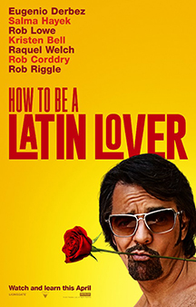 Poster de: How To Be A Latin Lover