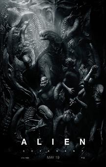 Poster de: Alien: Covenant