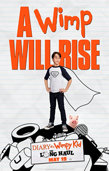 Poster de: Diary of a Wimpy Kid: The Long Haul