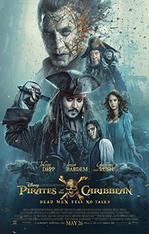 Poster de: Pirates of the Caribbean: Dead Men Tell No Tales