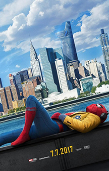 Poster de: Spider-Man: Homecoming