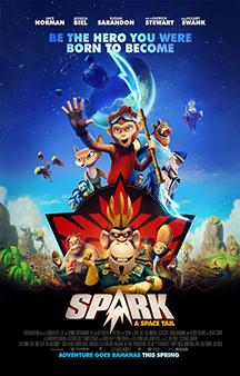 Poster de: Spark: A Space Tail