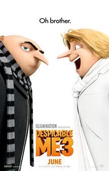 Poster de: Despicable Me 3