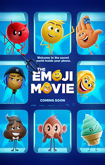 Poster de: The Emoji Movie