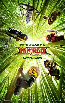 Poster de: The LEGO Ninjago Movie