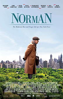 Poster de: Norman: The Moderate Rise and Tragic Fall of a New York Fixer