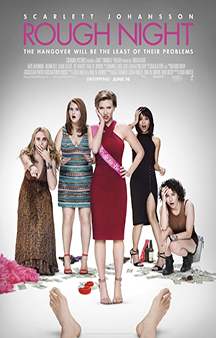 Poster de: Rough Night