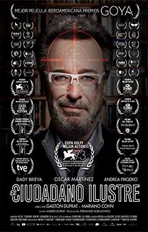 Poster de: El Ciudadano Ilustre