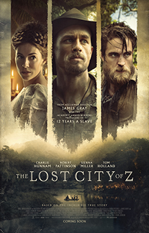 Poster de: The Lost City of Z