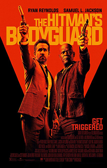 Poster de: The Hitman's Bodyguard
