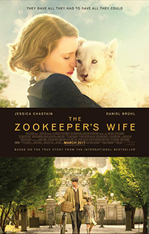 Poster de: The Zookeeper's Wife