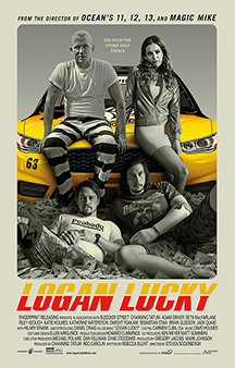 Poster de: Logan Lucky