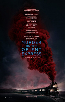 Poster de: Murder on the Orient Express