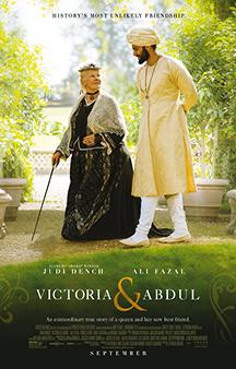 Poster de: Victoria and Abdul
