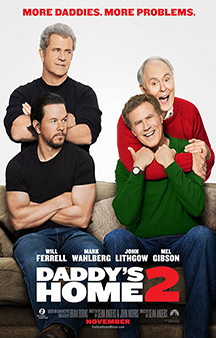 Poster de: Daddy's Home 2