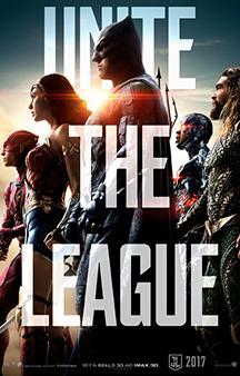 Poster de: Justice League