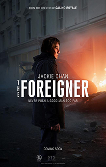 Poster de: The Foreigner