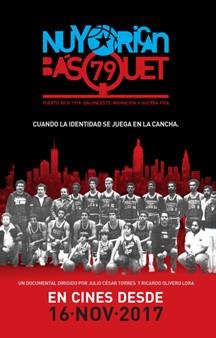 Poster de: Nuyorican Básquet