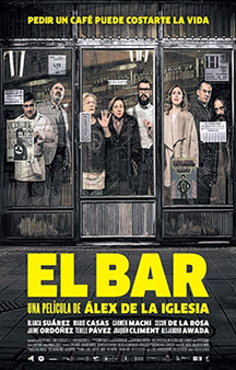 Poster de: El Bar