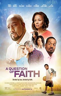 Poster de: A Question of Faith