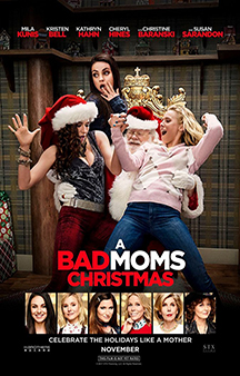 Poster de: A Bad Mom's Christmas