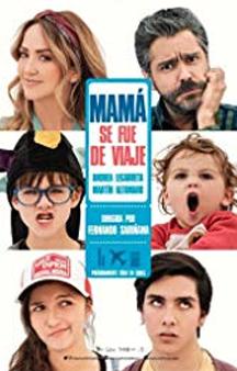 Poster de: Mamá se fue de Viaje