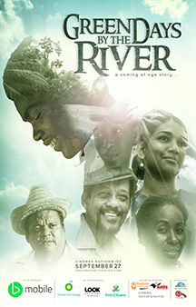 Poster de: Green Days by the River