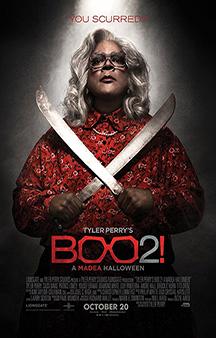 Poster de: Tyler Perry's Boo 2! A Madea Halloween