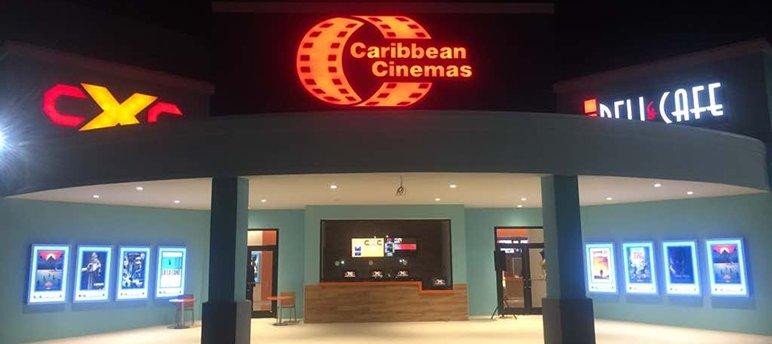 Caribbean Cinemas St Croix
