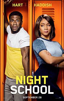 Poster de:2 Night School