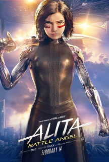 Poster de:1 Alita: Battle Angel